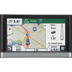 "Garmin Nuvi 2597LMT 5"" Bluetooth Voice Command GPS w/ Map Update"