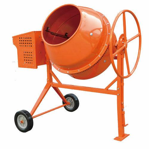 Briggs & Stratton 8.83 Cubic Feet Gas Cement Concrete Stucco Mixer Heavy Duty
