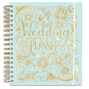 LUXURY  Wedding Planner Book Duck Egg Journal Diary Organiser Engagement Gift