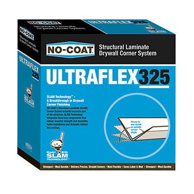 No-coat Ultraflex 325 Flexible Drywall Corner Trim - 100 Roll New