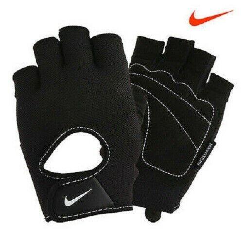 Nike Fundamental Training Glove Half Finger Men's Workout Gy