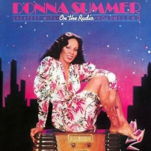 DONNA SUMMER VINYL RECORD COLLECTION 33 RPM LPs & 45 RPM SINGLES