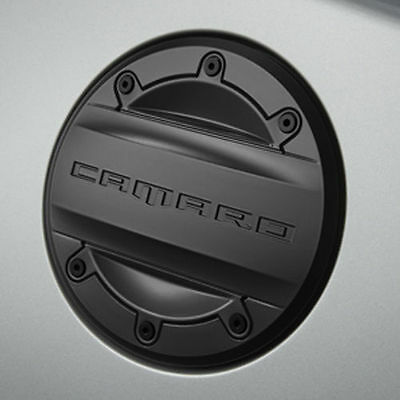 2016 2019 Camaro Genuine GM Accessory All Black Fuel Door Gas 23506590