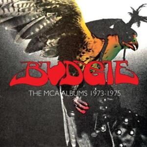 Budgie - The MCA Albums 1973-1975   3CDs  NEU