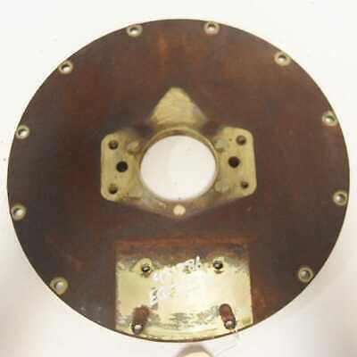Used Hydraulic Pump Mounting Plate Compatible With Case 420 450 430 New Holland