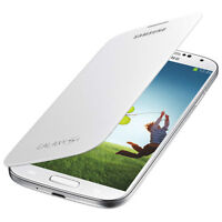 Samsung Galaxy S4 - Flip Cover White - NEW