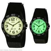 Mens Glow Watch