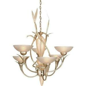 Van Teal 665050 Expectation Almost Autumn Chandelier, Autumn Wood NEW ** MARCH BREAK BLOW OUT  ** 5 CORNERS FURNITURE **