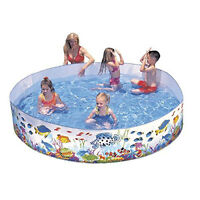 Splah pool 8ft x 8ft 18 Inches deep