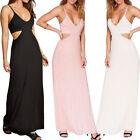 Viscose Dresses Cut Out
