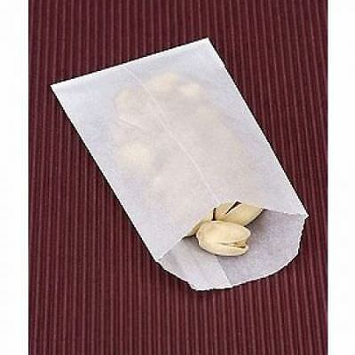 Glassine Paper Bags - 2 3/4in. x 4 1/4in. Glassine Waxed Paper Bags - 100/pack