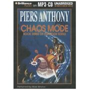 Piers Anthony Audiobook