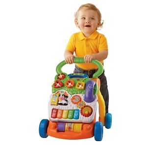 Vtech - Sit-to-Stand Learning Walker - English Edition