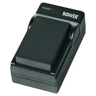 Bower EN-EL14 Ultra- Rapid Battery Charger for Nikon D3100 D3200 D3300 D5100 SLR