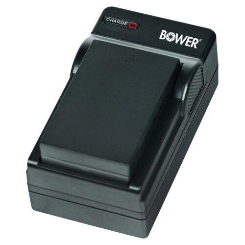 Bower EN-EL14 Ultra Rapid Battery Charger for Nikon D3100 D3200 D3300 D5100 SLR