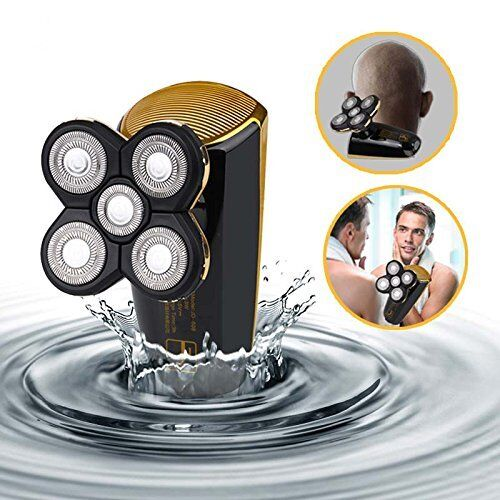 Kahler Rasierer und Bär Trimmer Glatzen Haarschneider Elektrischer Rotary Rasier
