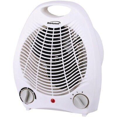 BRENTWOOD APPLIANCES  BTWHF302W Heater/Fan