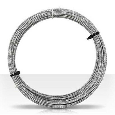 Channel Master CM-3084 Guy Wire 100 FT 20 GA 6 Strand Mast Antenna Support Cable Channel Master Mast