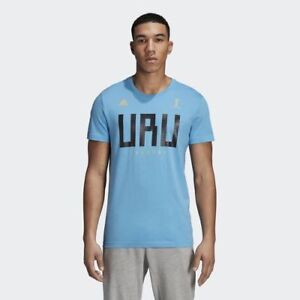 ADIDAS Men's Uruguay Fan T Shirt