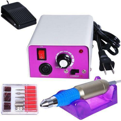 Professional Electric Nail Drill Ebay