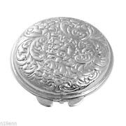 Sterling Silver Compact Mirror