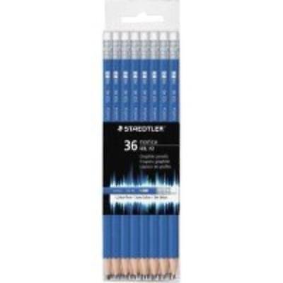 Staedtler Norica Vinyl Eraser No. 2 Wooden Pencils 13246cb36