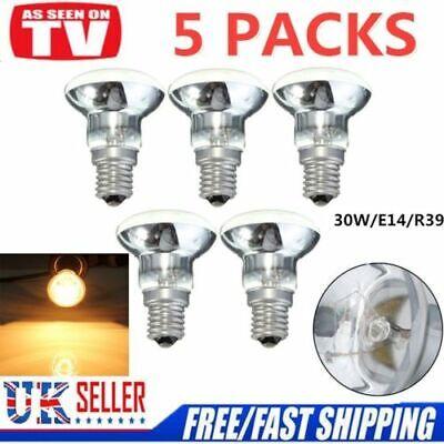 Ersatz Lava Lampe E14 R39 Reflektor 25W Scheinwerfer Schraube in Glühbirne