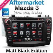 Mazda 3 Stereo