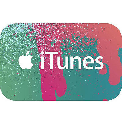 Get a $50 iTunes Gift Card for only $40 - Email delivery