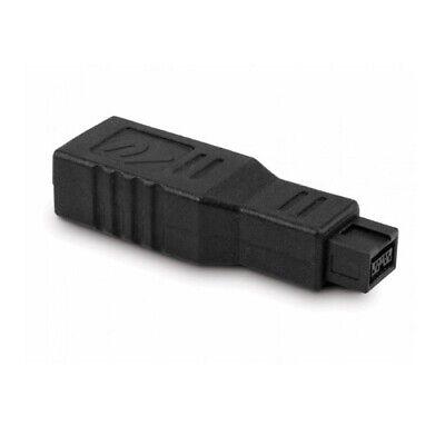Adaptador Firewire 400A 800 , 6 Pin Hembra A 9Pin Macho Conector...