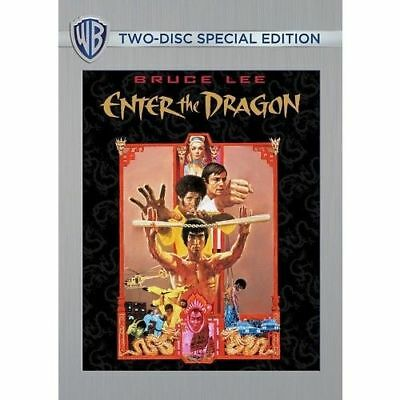 Enter The Dragon (Special Edition) (2-Disc Set) (DVD, 2015)