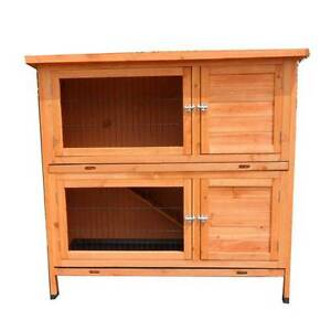 XLarge 120*450*115cm Double Story Rabbit House Chook Hutch Cage Keysborough Greater Dandenong Preview
