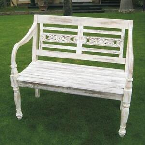 gartenbank g nstig online kaufen bei ebay. Black Bedroom Furniture Sets. Home Design Ideas