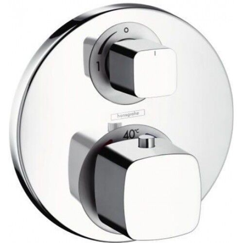 Concealed shower mixing valve
