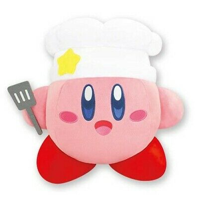 Kirby Star Allies Cook Chef Kawasaki Arise Plush Nintendo