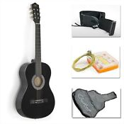 Electric Acoustic Guitar Cutaway Design with Guitar Case