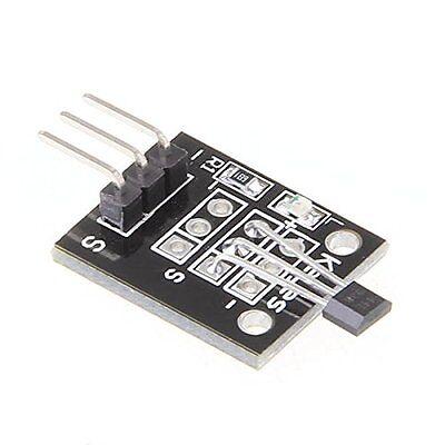 Standard Magnetic Hall Sensor Module For Arduino Diy Dc 5v Black Lw