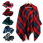 Cashmere Blend Rectangle Oversize Scarves & Wraps for Women