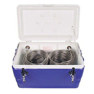 Draft Keg Two Beer Jockey Box Cooler