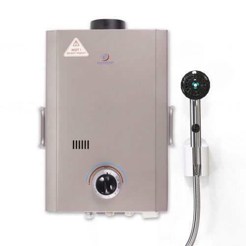 Eccotemp L7 Gray Portable Outdoor Tankless Water Heater