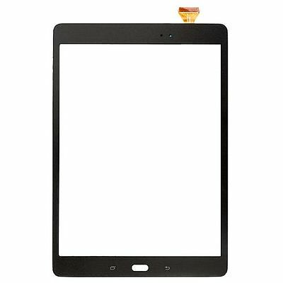"Black Samsung Galaxy Tab A 9.7"" Sm-p555m Touch Screen Dig..."
