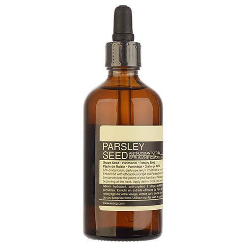1 PC Aesop Parsley Seed Anti-Oxidant Serum 100ml Skincare Anti-Aging NEW #8556