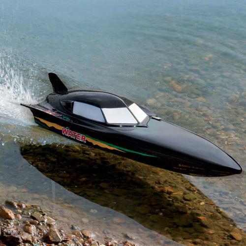 Syma Black Stealth Radio Controlled Boat