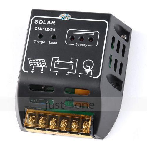 Solar Voltage Regulator Ebay