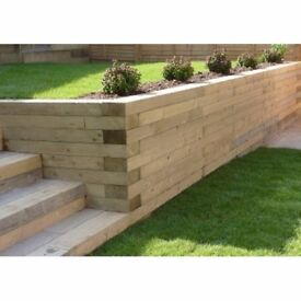 Brand New Landscape Sleepers 100mm x 200mm x ?????