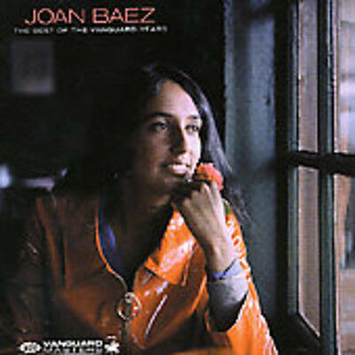 Joan Baez - Best of the Vanguard Years [New CD] UK -