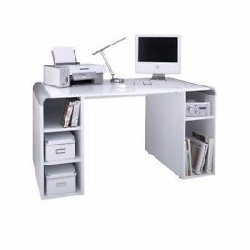 Office supermarket white study workstation