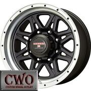 Ford 8 Lug Wheels