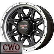 Ford 8 Lug Wheels
