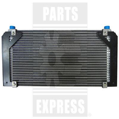 John Deere Hydraulic Oil Cooler Part Wn-re566108 On Combine 4420 7720 7820 7920
